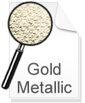 Canvas Leinwand Gold Metallic
