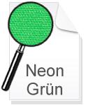 Canvas Leinwand Neon Grün