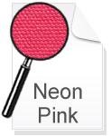 Canvas Leinwand Neon Pink