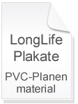 LongLife Plakate