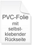 PVC Selbstklebefolie